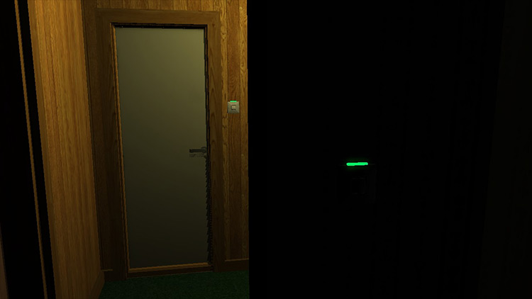 Glowing Light Switch Markers My Summer Car mod