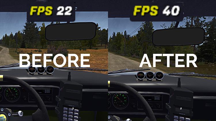 Modern Optimization Plugin My Summer Car