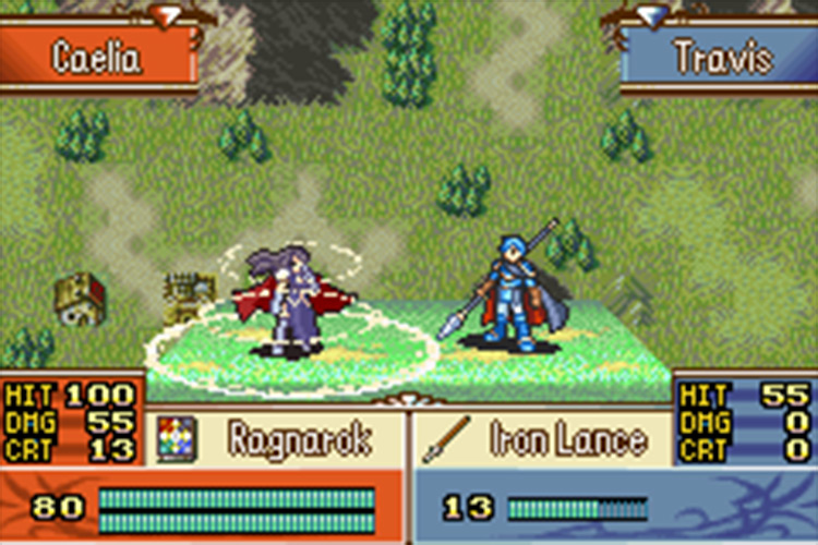 Fire Emblem: Justice and Pride ROM hack
