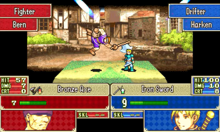 FE7x Immortal Sword ROM hack