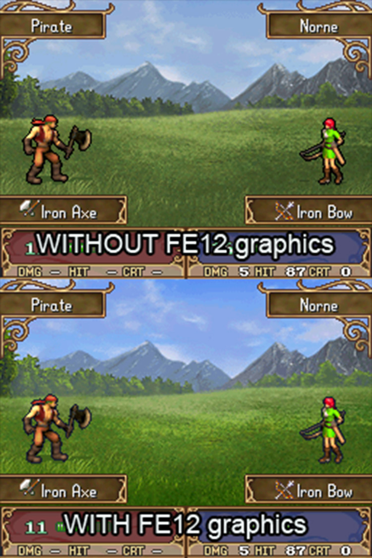 Fire Emblem: Shadow Dragon Full Content Patch ROM hack