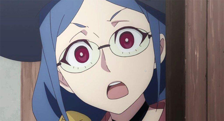 Ursula Callistis from Little Witch Academia