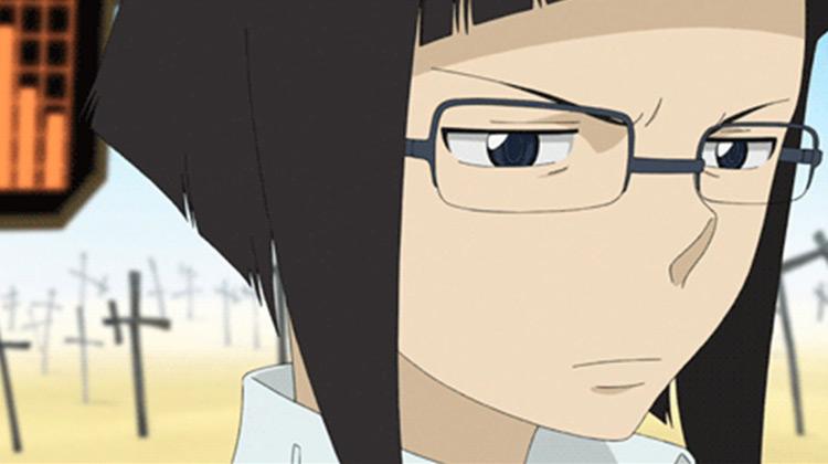 Yumi Azusa Soul Eater anime screenshot