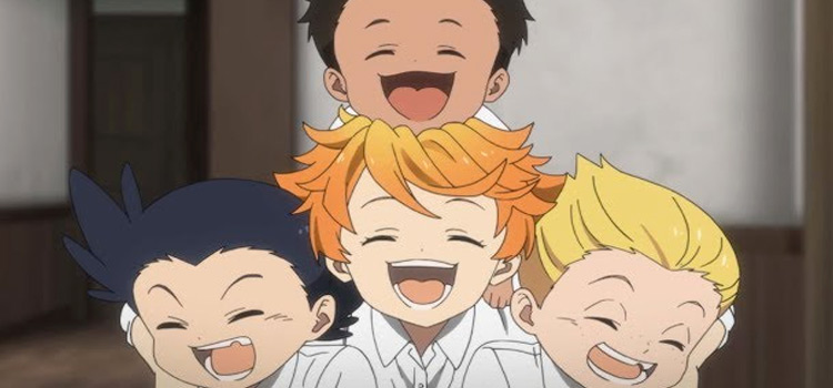 Promised Neverland Screenshot
