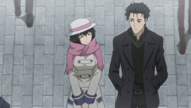 Steins; Gate anime screenshot