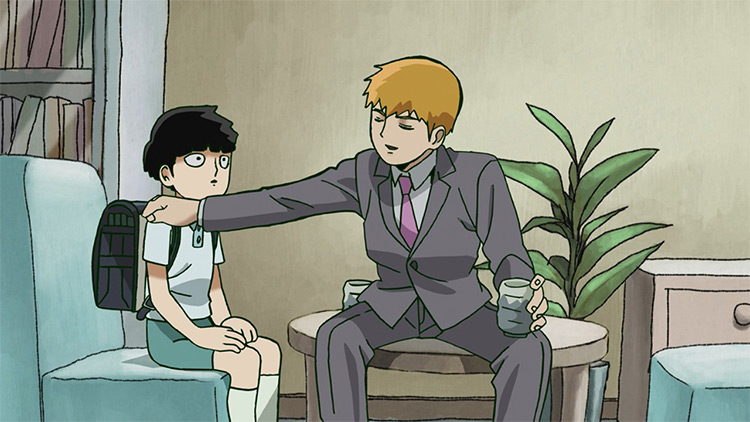 Mob Psycho 100 anime screenshot