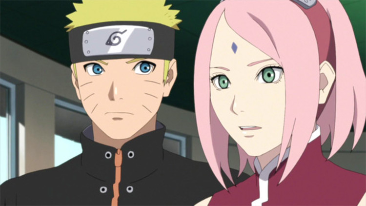 Naruto: Shippuuden anime screenshot