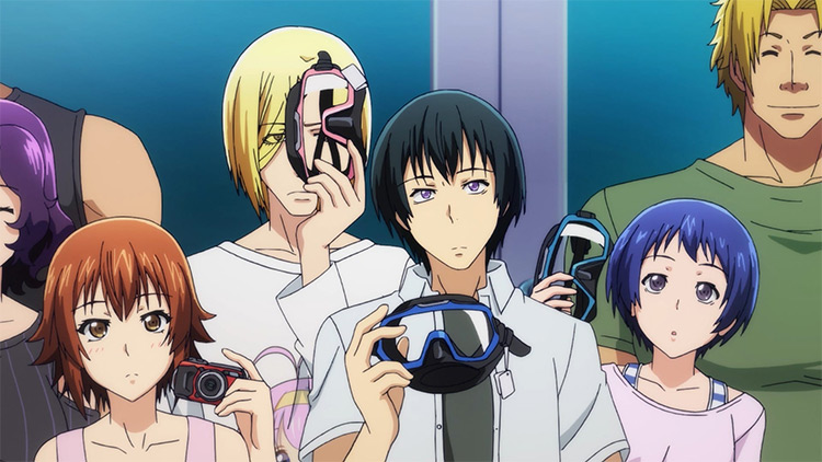 Grand Blue anime screenshot