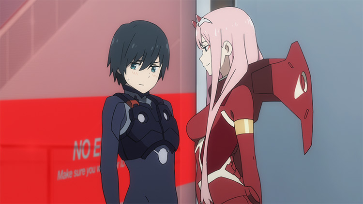 Darling in the FranXX screenshot