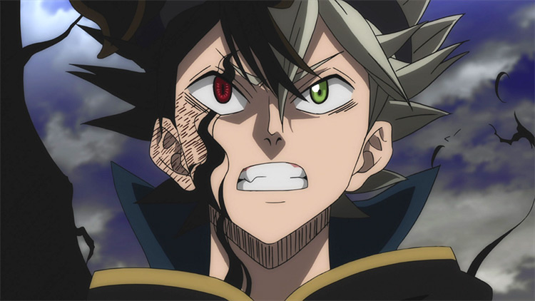 Black Clover anime screenshot