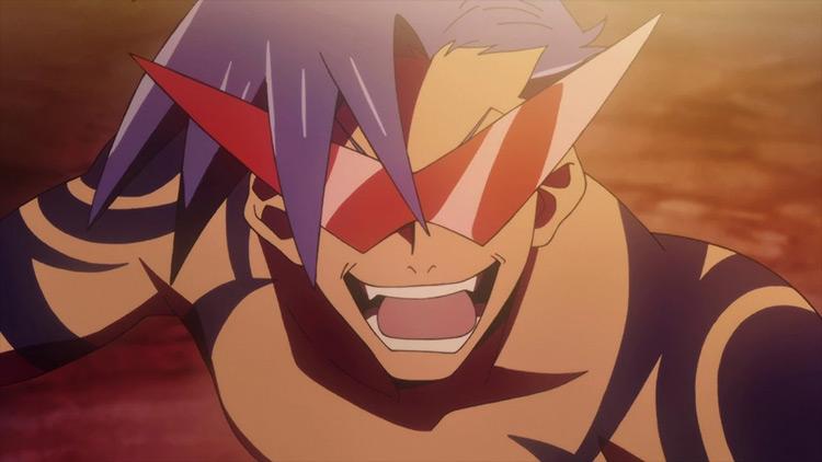 Kamina Tengen Toppa Gurren Lagann anime