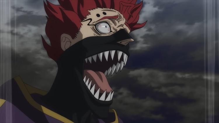 Zora Ideale Black Clover anime screenshot