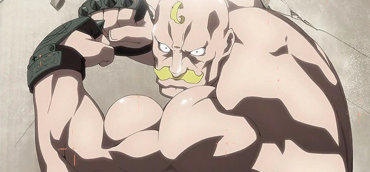 Top 20 Most Muscular Anime Characters (Ranked)