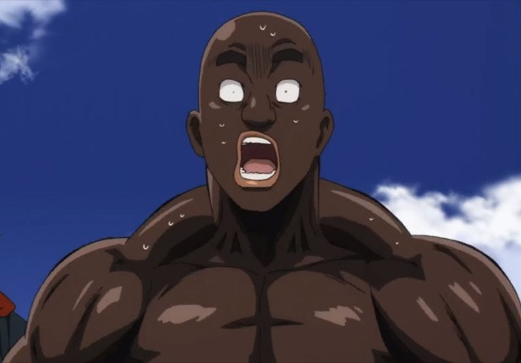 Superalloy Darkshine One Punch Man screenshot