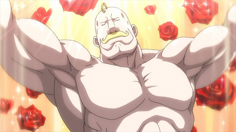 Alex Louis Armstrong from Fullmetal Alchemist: Brotherhood
