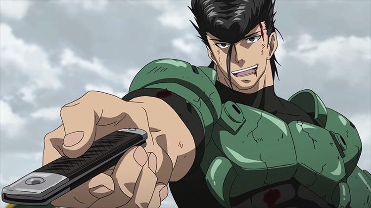 Bulat from Akame ga Kill! anime