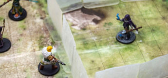 Wall of Force 5e - Spell Markers Miniatures