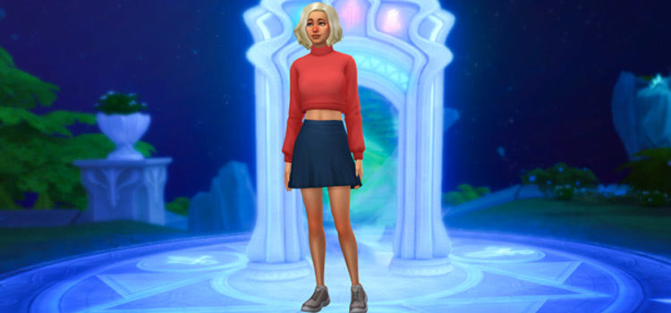 The Best Sims 4 CAS Backgrounds CC & Mods (All Free)