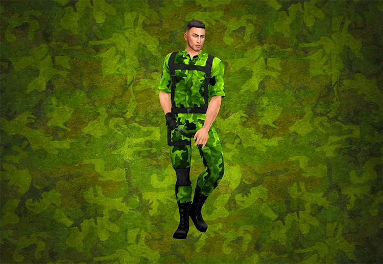 Camo CAS Background TS4