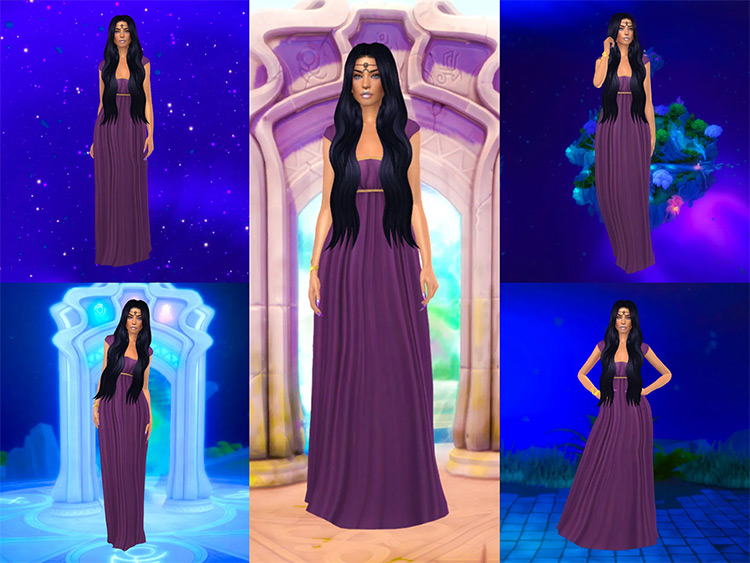 Realm of Magic Backgrounds TS4