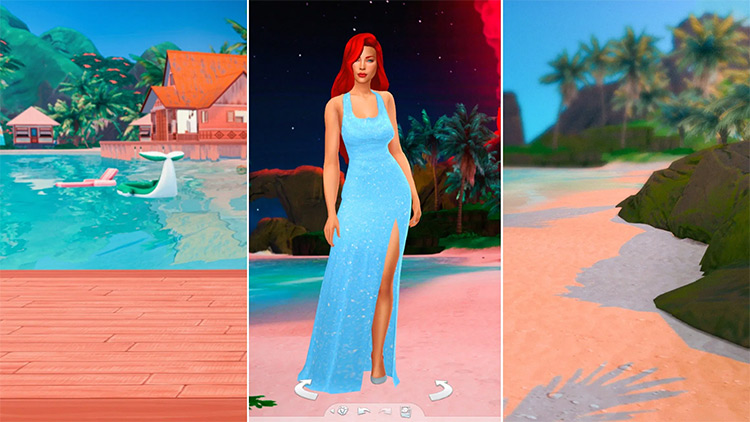 Sulani CAS Backgrounds TS4
