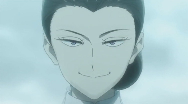 Isabella villain in The Promised Neverland anime
