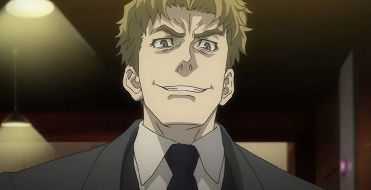 Ladd Russo in Baccano! anime