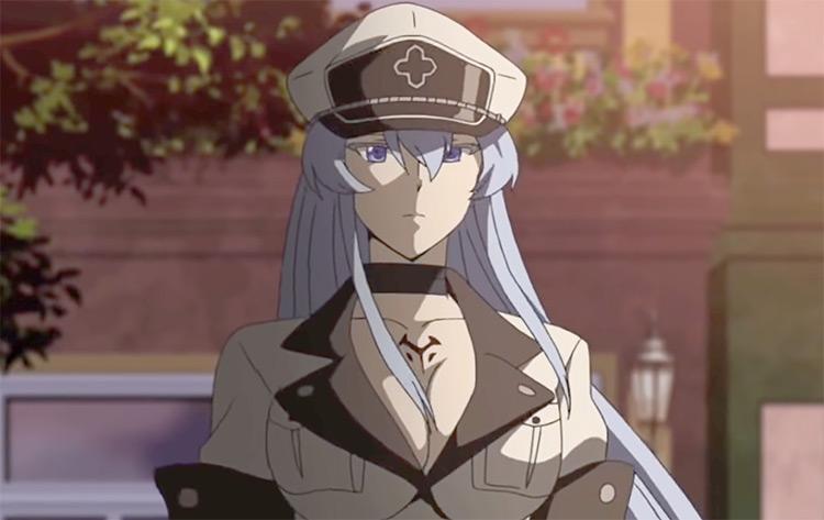 Esdeath anime yandere