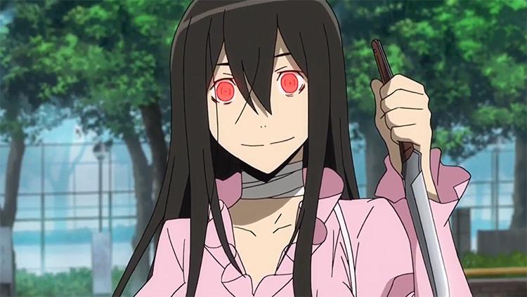 Haruna Niekawa - Durarara!! anime