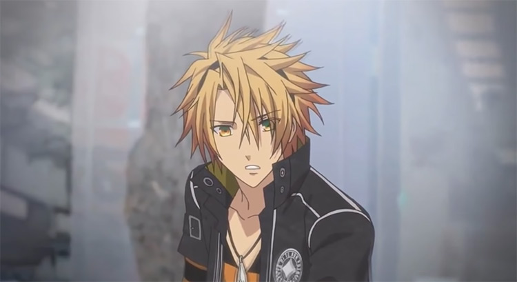 Toma in Amnesia anime