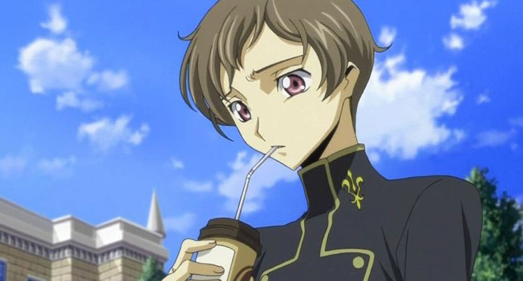 Rolo Lamperouge from Code Geass