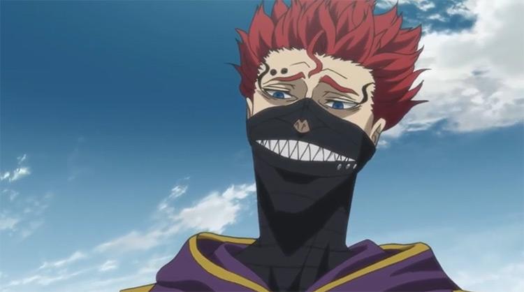 Zora Ideale in Black Clover anime