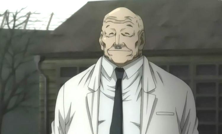Gisuke Sasaki in Rainbow: Nisha Rokubō no Shichinin anime