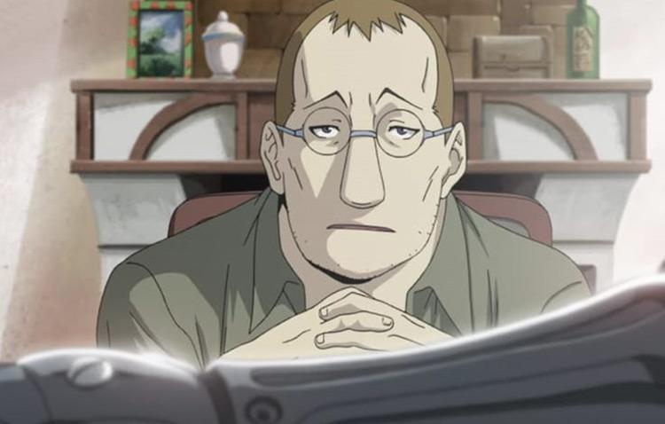 Shou Tucker, hated anime character