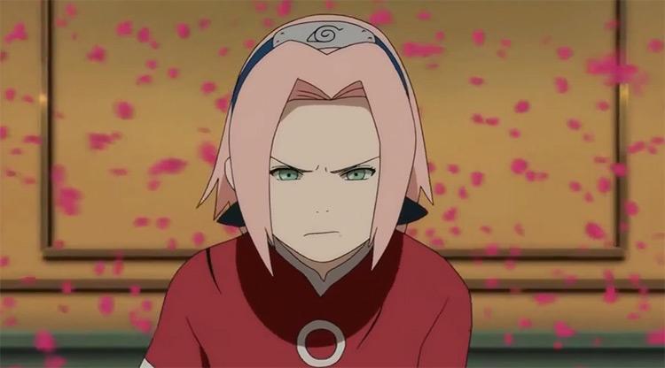 Sakura Haruno in Naruto anime