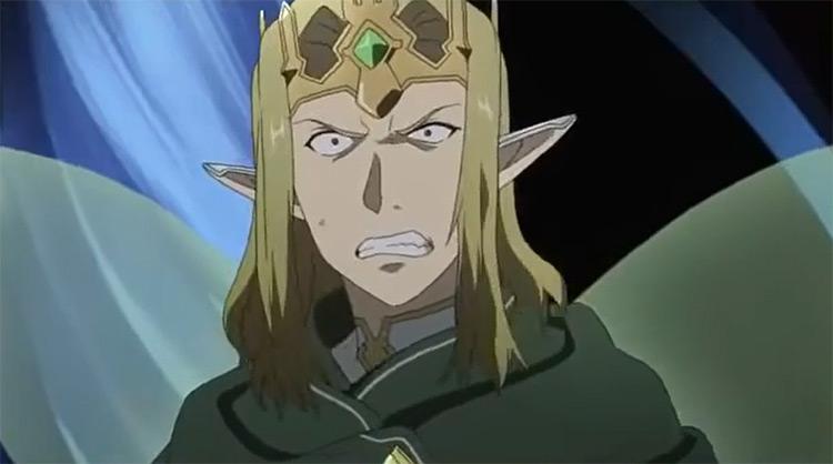 Nobuyuki Sugou in Sword Art Online