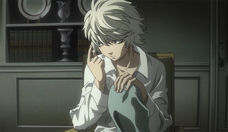 Near in Death Note anime