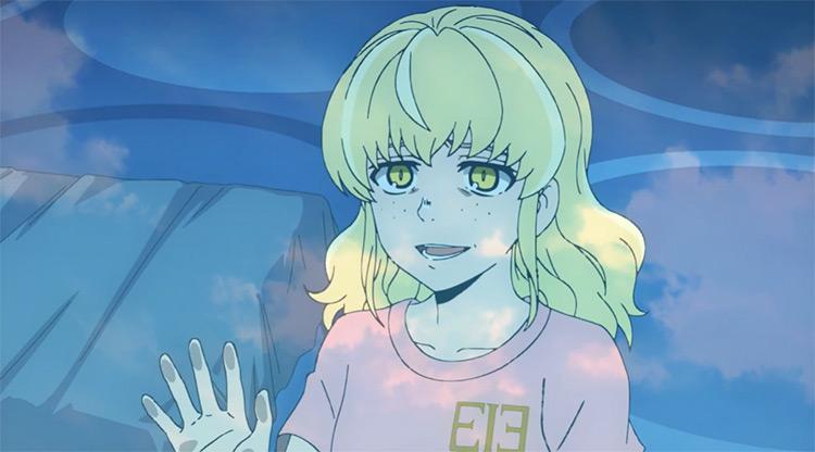 Rachel in Tower of God anime