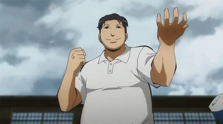 Akira Takaoka in battle - Assassination Classroom