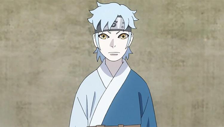 Mitsuki in Boruto anime