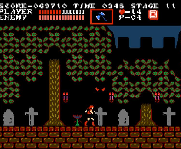 CastleVania Reborn NES Game