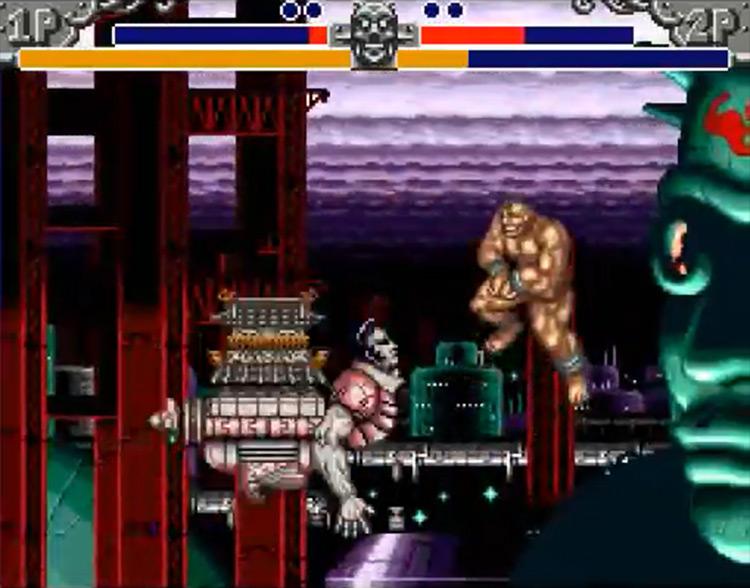 Chou Aniki: Bakuretsu Ranto-hen SNES game