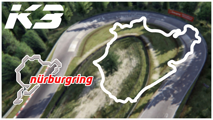 Nürburgring Nordschleife Car Mechanic Simulator 2018 mod