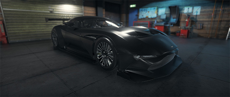 Aston Martin Vulcan Car Mechanic Simulator 2018 mod