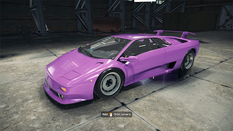 1997 Lamborghini Diablo SV Car Mechanic Simulator 2018 mod