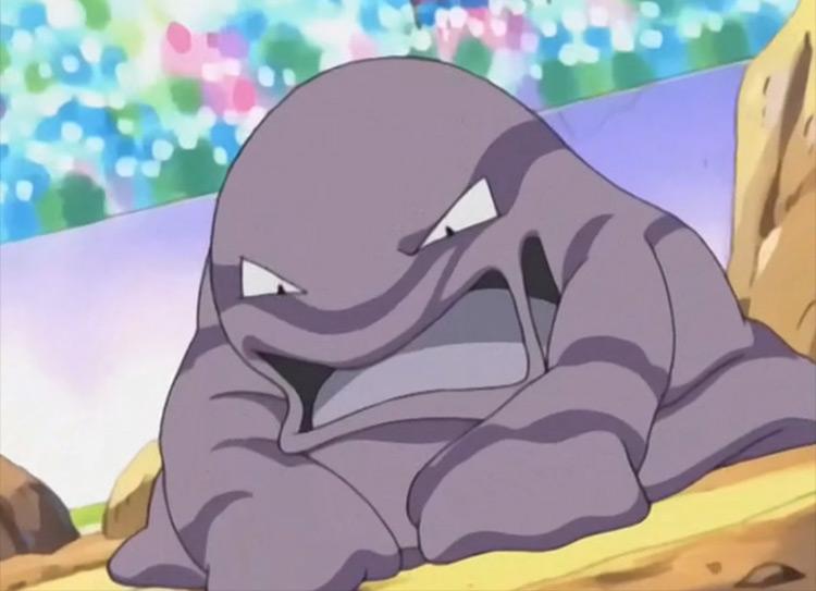 Muk Pokémon anime screenshot