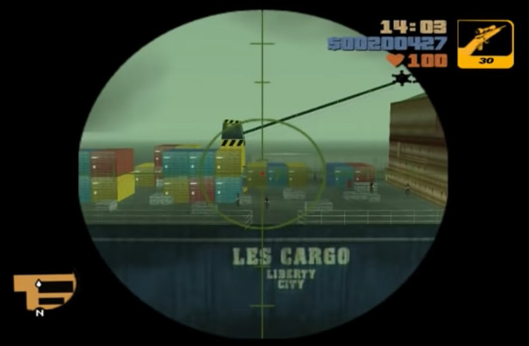 Bomb da Base: Act II GTA III gameplay