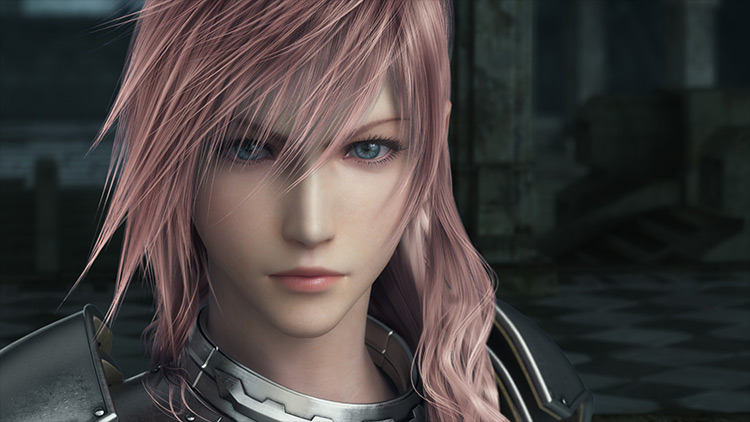 Lightning (Claire Farron) from FF13