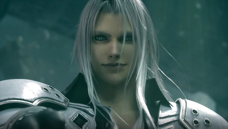 Sephiroth from FF7 HD