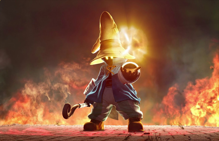 Vivi Ornitier from FF9
